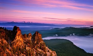 Seven wonders of Central Oregon, Newberry Crater National Volcanic Monument