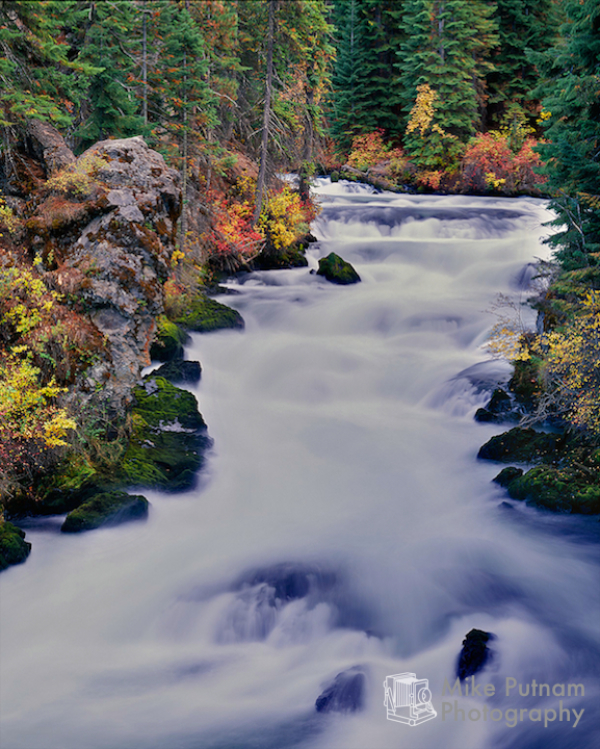 Deschutes River, Bend, Oregon