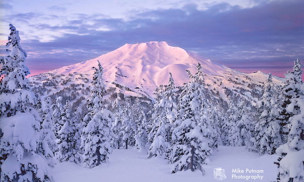 Best Of Bend Oregon Winter Photos Mike Putnam Photography