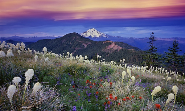Oregon's Beautiful Mt. Jefferson!