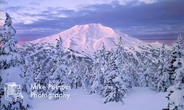 Mt- Bachelor Sunrise