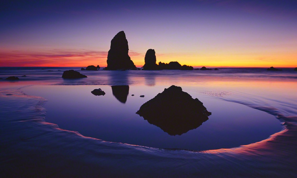 New Cannon Beach Fine Art Photograph!