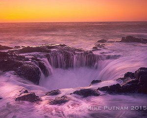 Thor's Well, Oregon Coast photography, yachts oregon