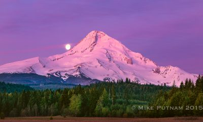 Mt. Hood photo, print, Oregon, Mt. Hood fine art, Hood River Valley