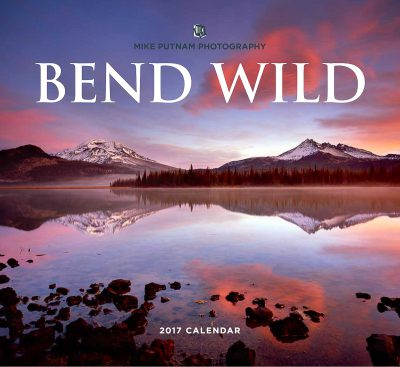 Bend Oregon calendar Bend wild calendar central oregon calendar bend oregon wall calendar gift date calendar