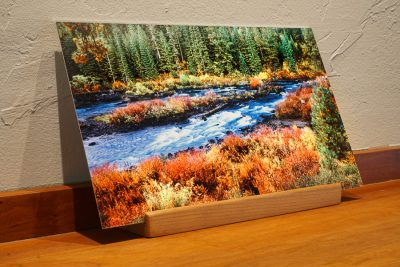 Deschutes River desk top printBend Oregon gifts