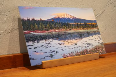Hosmer Lake Oregon desk top prints