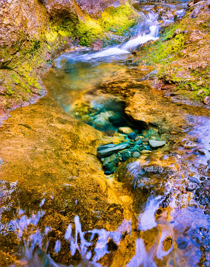 """Living Water"", Fine Art Landscape photograph."