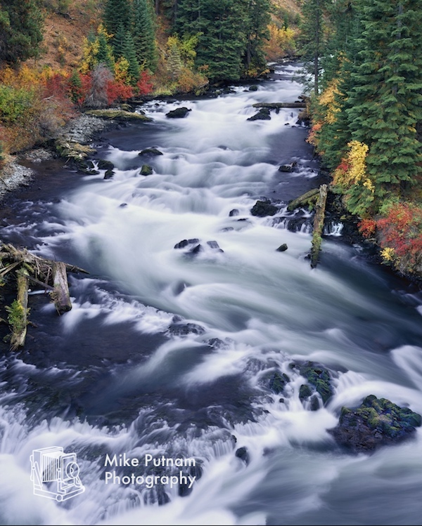 Deschutes River Flow