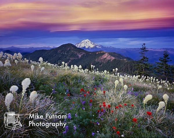 Oregon's Mount Jefferson