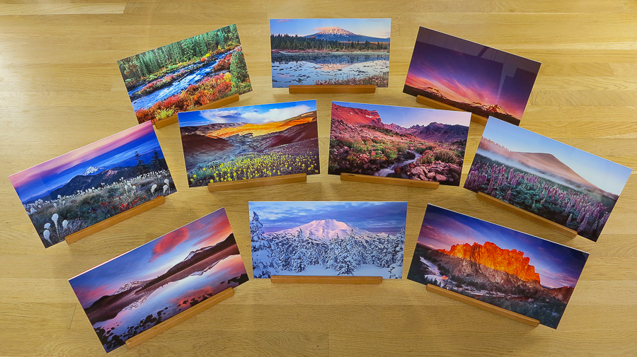 Oregon desk top prints