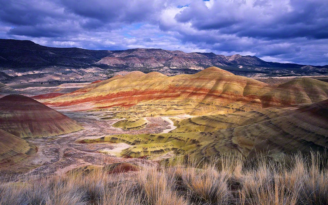 """Painted Hills"", Oregon"