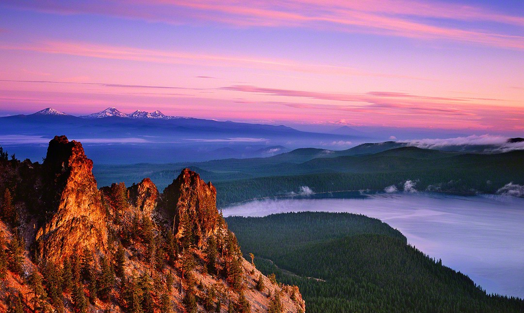Newberry Crater National Volcanic Monument