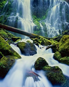 oregon water, falls,oregon waterfall,photos,three sisters wilderness