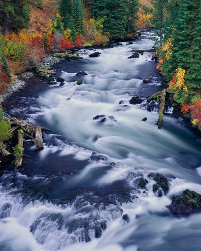 Autumn Flow, Deschutes River