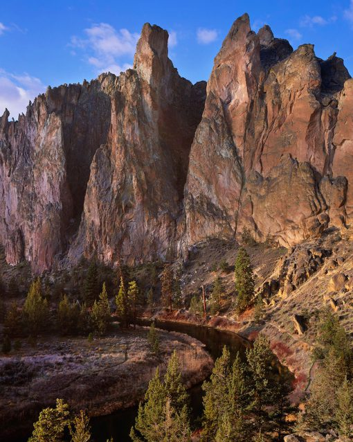 The Crooked River at Smith Rock State Park