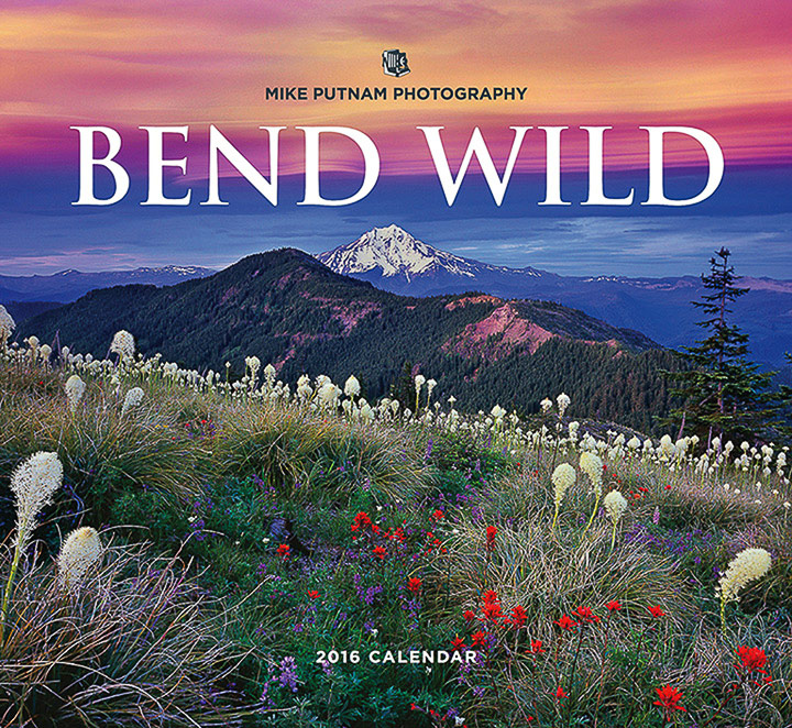 Bend Oregon Calendar