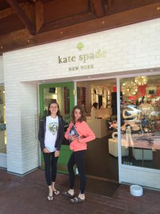 kate spade shopping carmel california