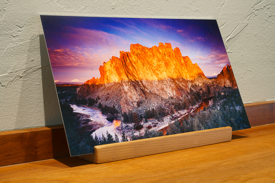 Oregon desk top prints, smith rock state park
