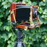 My 4x5 camera which I use to capture all of the images in my fine art landscape portfolio.