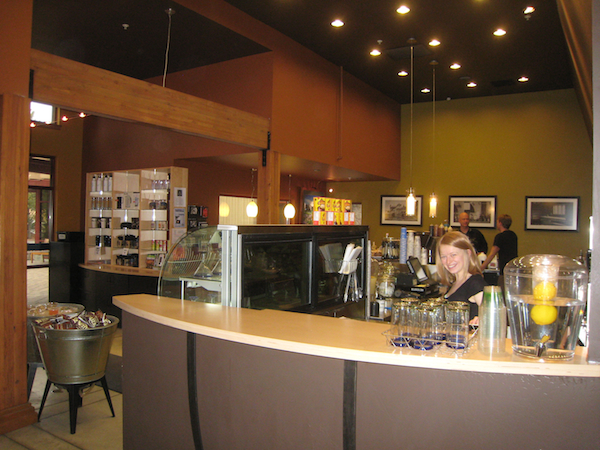 Bellatazza Coffee Shop in Sunriver, Oregon