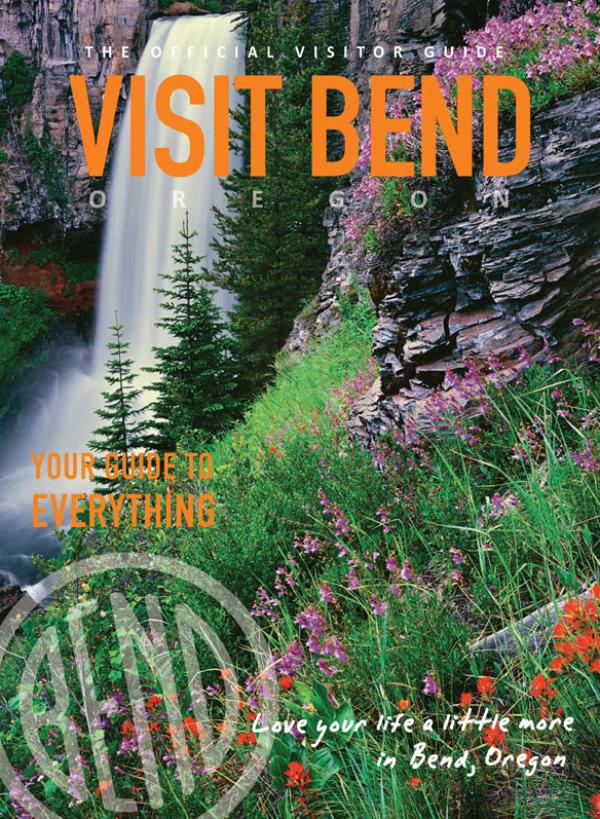 Visit Bend Tourism, Bend, Oregon