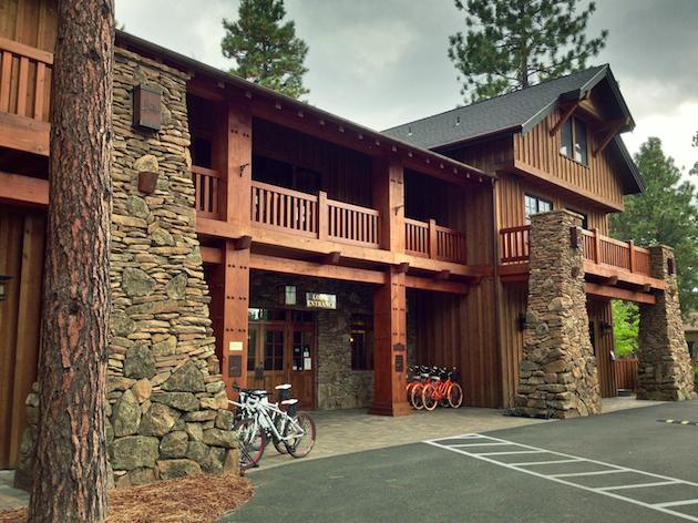 FivePine Lodge, Sisters, Oregon