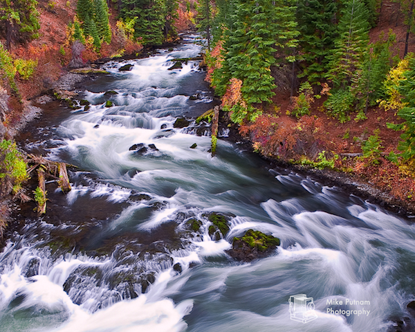 Bend, Oregon's Deschutes River
