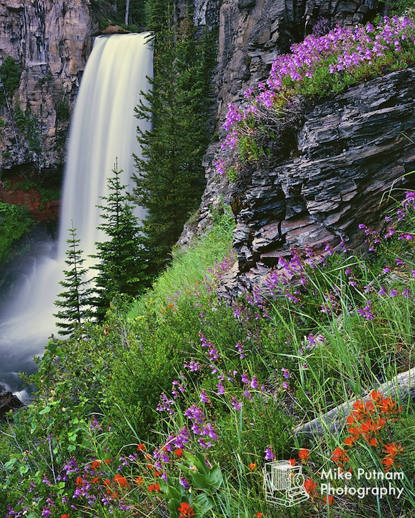 Bend, Oregon, Tumalo Falls