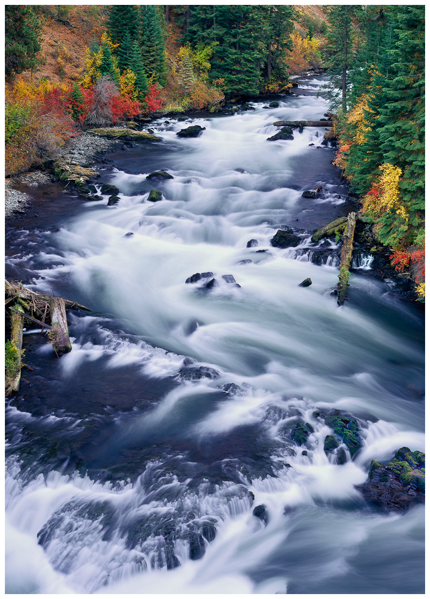 Deschutes River Greeting Card