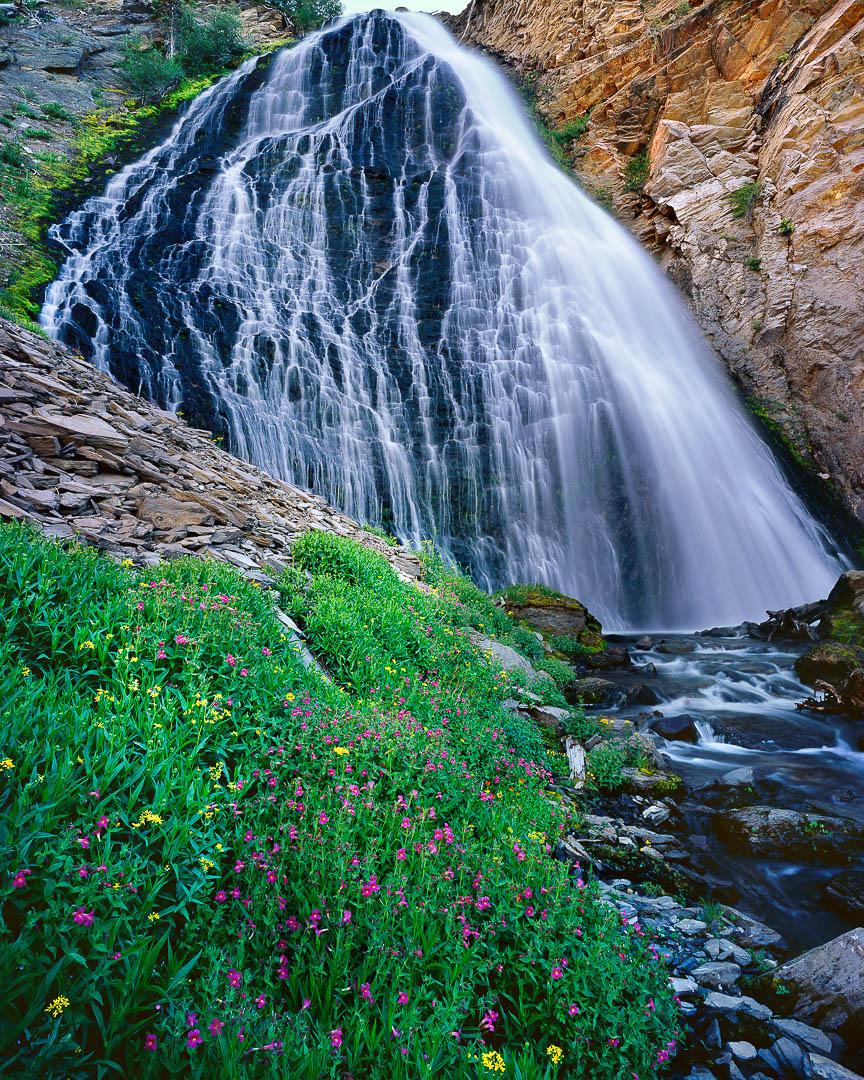 Resurrection Falls, oregon waterfall,waterfall photo,fine art waterfall photo