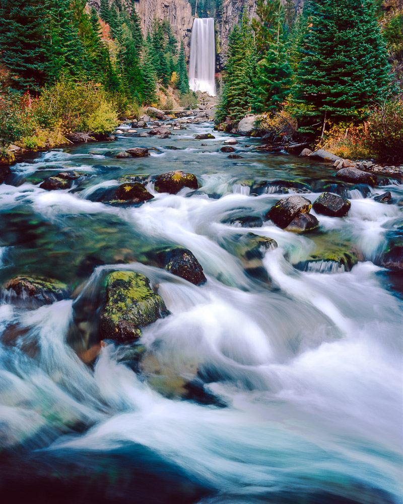 Tumalo Falls,Bend Oregon,Bend Oregon waterfall