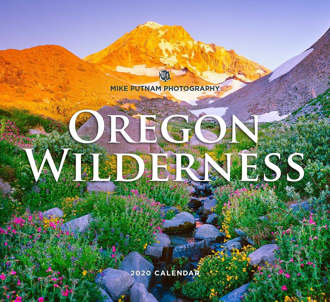 Oregon Wilderness Calendar 2020