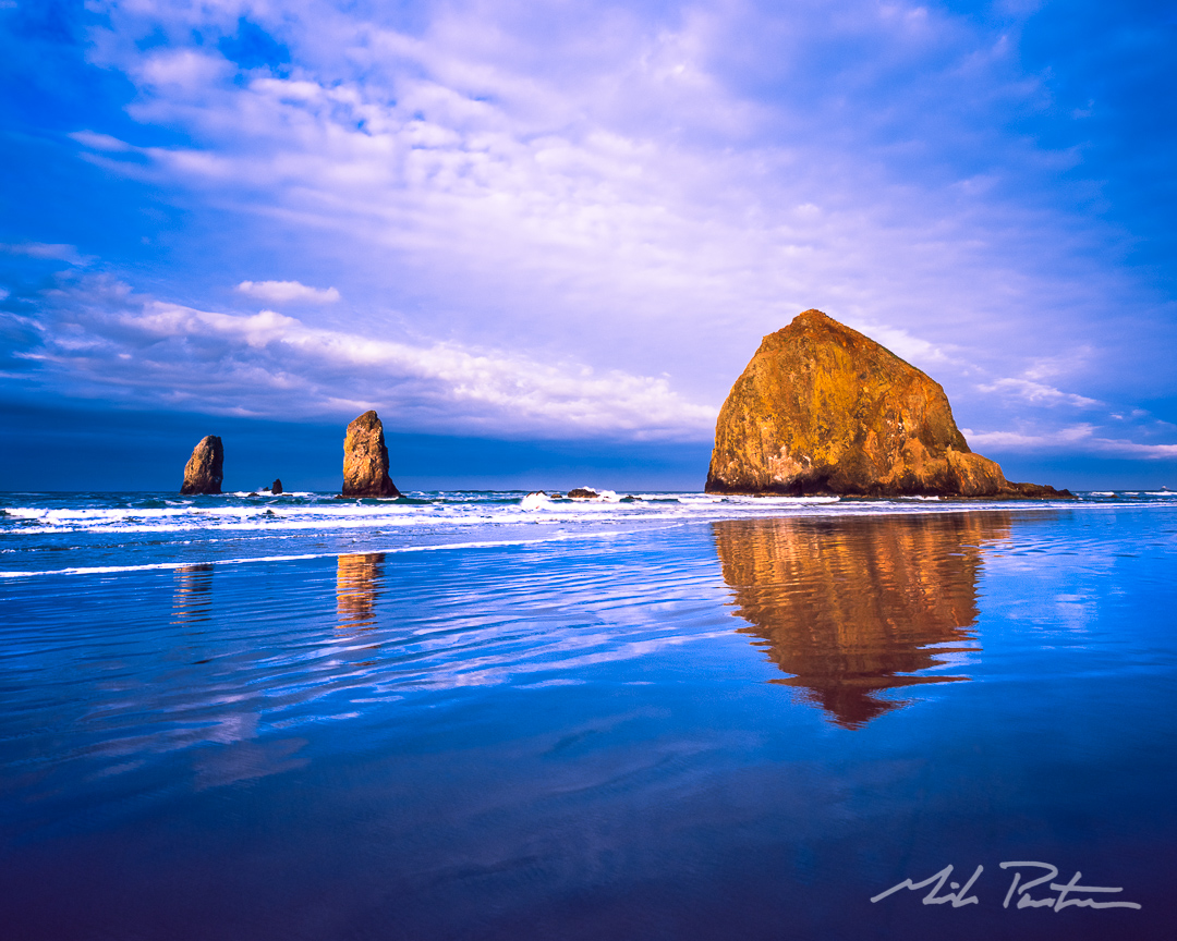 Cannon Beach Blues