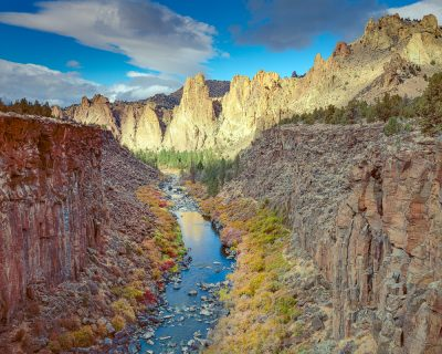 Smith Rock State Park,canyon,print,photograph,fine art