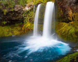 Koosah Falls Photo,fine art print,photo for sale,McKenzie River,Oregon landscape photographer,luxury landscape photos