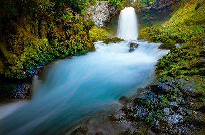 Sahalie Falls photo,fine art print,photo for sale,framed waterfall photo