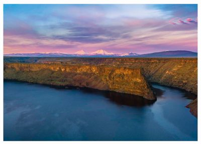 Lake Billy Chinook Greeting Cards Oregon Note Cards